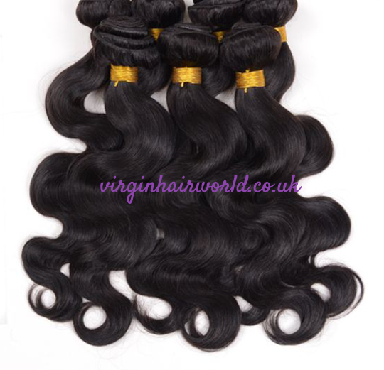 Brazilian virgin hair- 1Pack