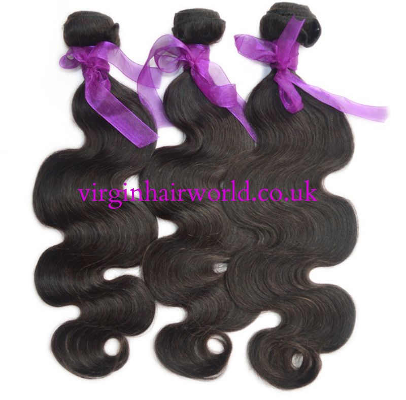 Brazilian Virgin Wavy Bundle