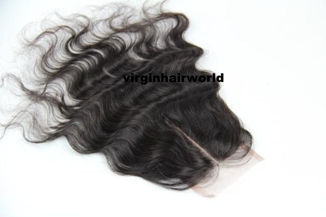 Loose wavy closure/SOLD OUT