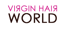 virgin hair world logo