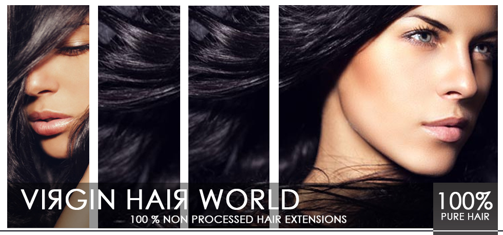 Virgin Hairworld Banner